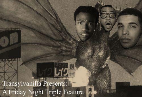 A Friday Night Triple Feature: Reviewing Drake, Childish Gambino